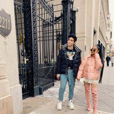 Gabi DeMartino (Pink Jacket Outfits)