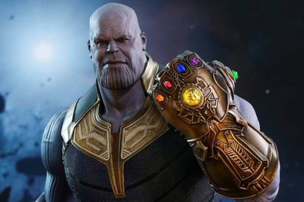 Dress Like Thanos