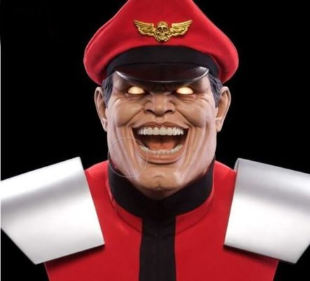 Dress Like M. Bison From Street Fighter