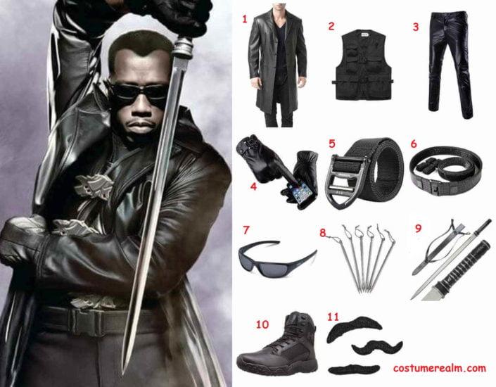 Dress Like Blade