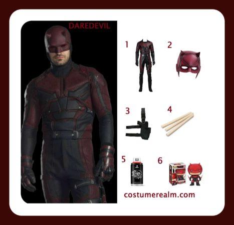 Dress Like Daredevil