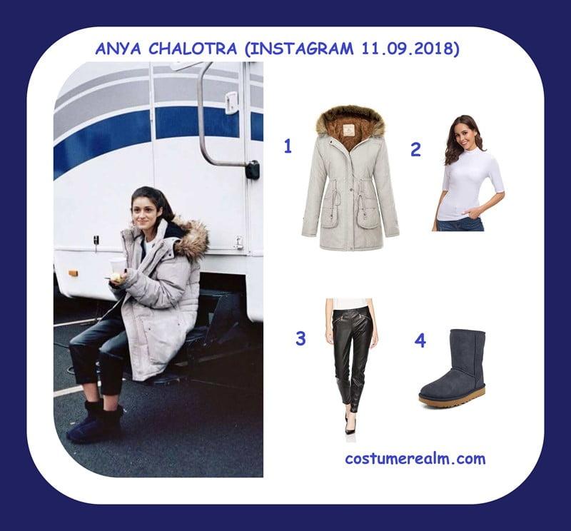 Dress Like Anya Chalotra