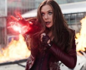 Dress Like Scarlet Witch