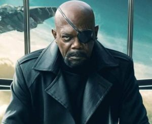Dress Like Nick Fury