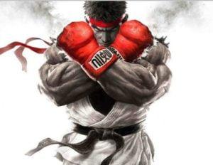 Dress Like Ryu