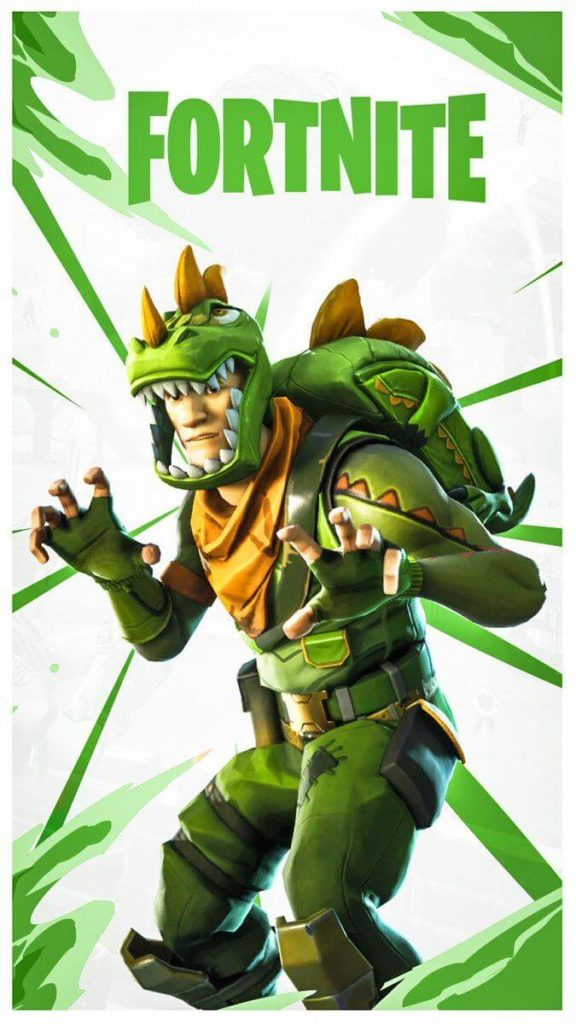 Fortnite Rex Costume