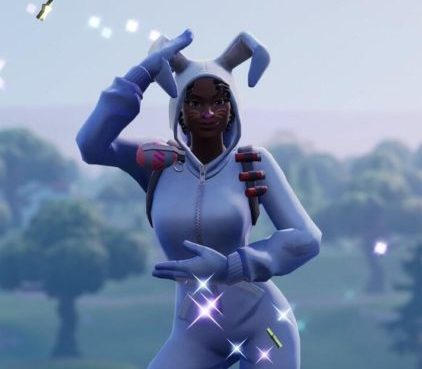Fortnite Bunny Brawler Costume