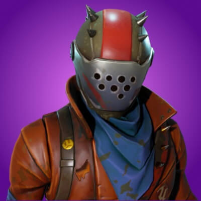 Dress Like Rust Lord From Fortnite