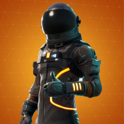 Dress Like Dark Voyager From Fortnite