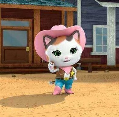 Sheriff Callie Costume