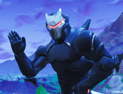 Dress Like Omega From Fortnite