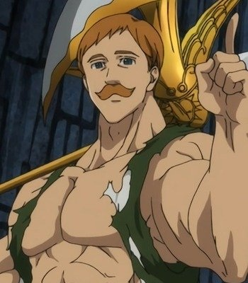 Escanor Costume