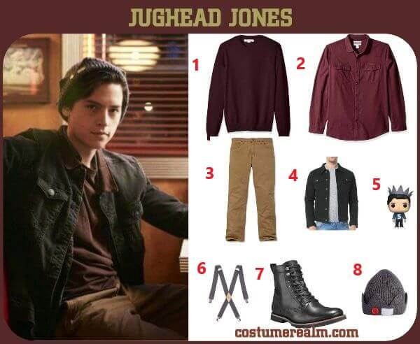 Diy Jughead Jones Costume