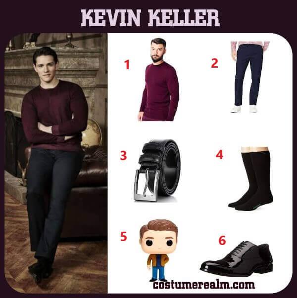 Diy Kevin Keller Costume