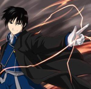 Roy Mustang Costume