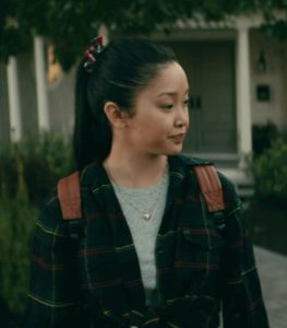 Lara Jean Covey Costume