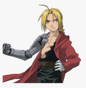 Edward Elric Costume