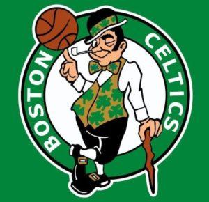 Boston Celtics Mascot Costume