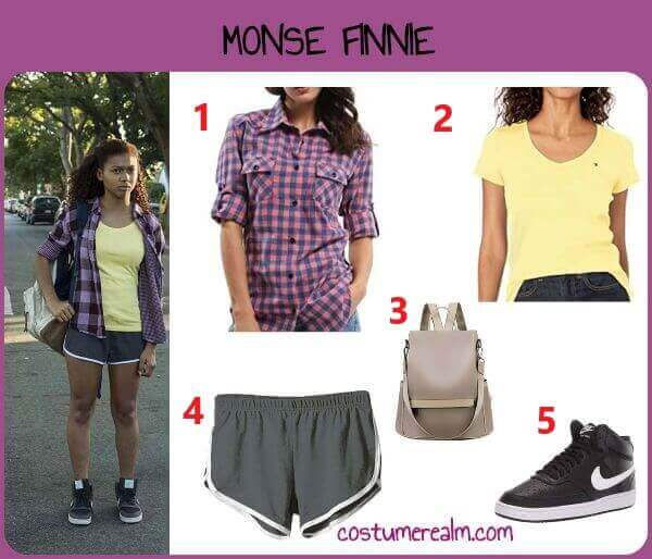 Diy Monse Finnie Costume