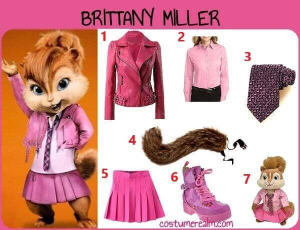 Brittany Miller Costume