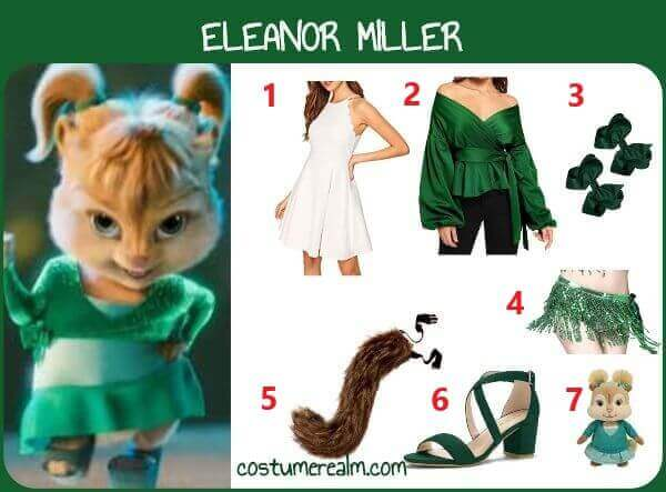 Diy Eleanor Miller Costume
