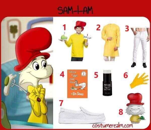 Diy Sam I Am Costume