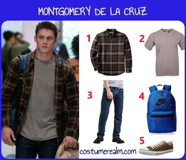 Montgomery Halloween 2020 How To Dress Like Montgomery De La Cruz Costume Guide, Diy