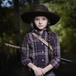 Judith Grimes Costume