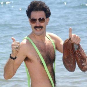 Borat Costume