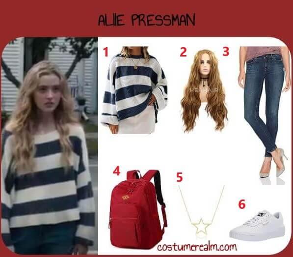 Allie Pressman Outfits