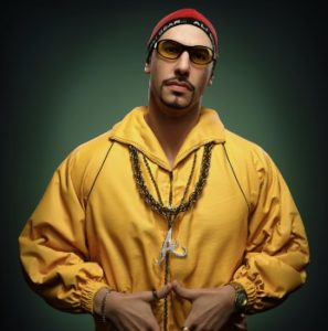 Ali G Costume