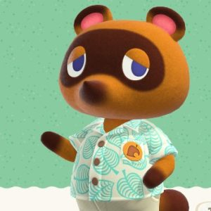Tom Nook Costume