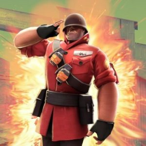 TF2 Soldier Costume