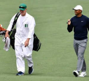 Masters Caddy Costume
