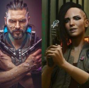 Cyberpunk 2077 V Cosplay
