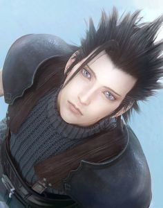 Dress Like Zack Fair From Final Fantasy