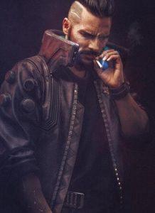 Dress Like V From Cyberpunk 2077