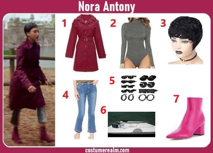 Upload Nora Outfits