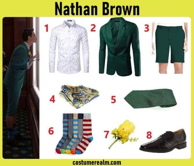 Nathan Brown Costume