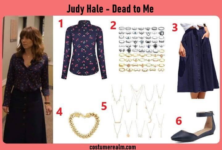 Judy Hale Outfits