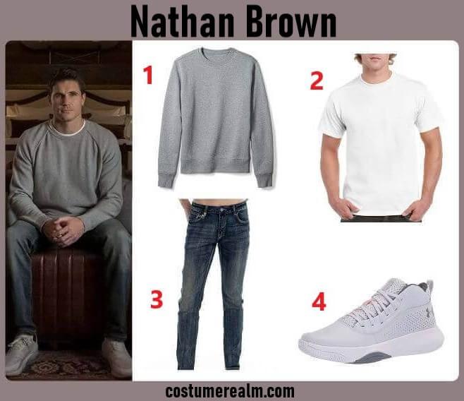 Amazon's Upload Nathan Costume