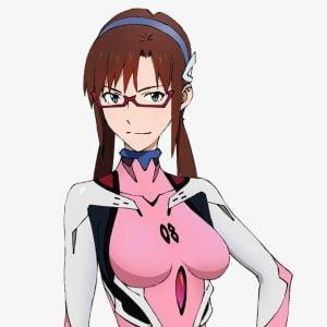 Mari Makinami Illustrious Costume