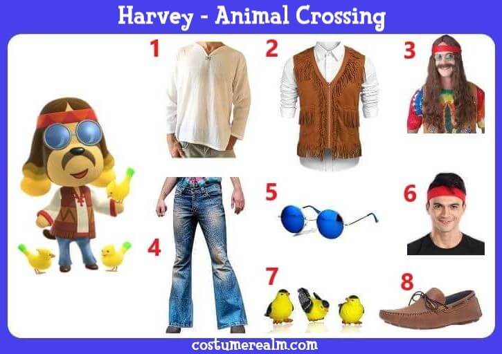 Animal Crossing Harvey Cosplay