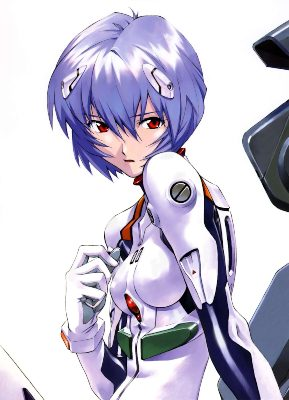 Dress Like Rei Ayanami From Evangelion