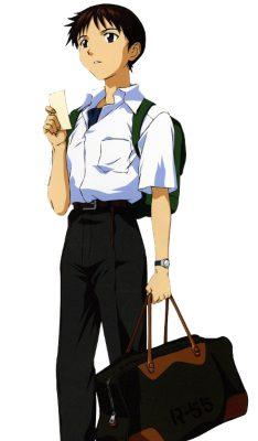 Dress Like Shinji Ikari From Evangelion