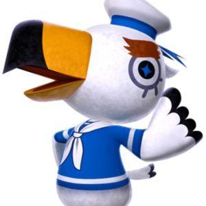 Animal Crossing Gulliver Costume