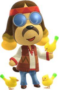 Dress Like Harvey From Animal Crossing