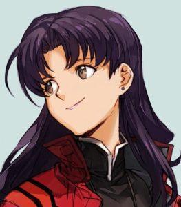 Evangelion Misato Cosplay