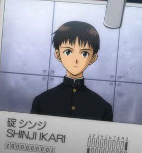 Evangelion Shinji Halloween Costume
