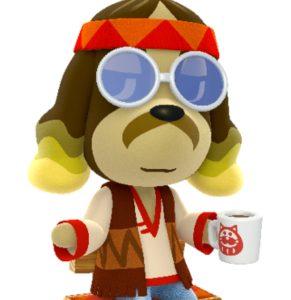 Animal Crossing Harvey Costume